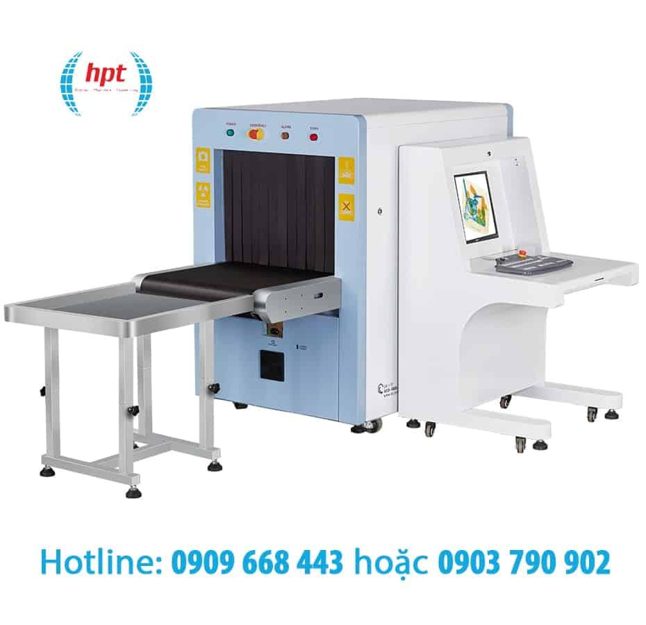 Máy X-Ray Soi Hành Lý TH6550 Safeway System