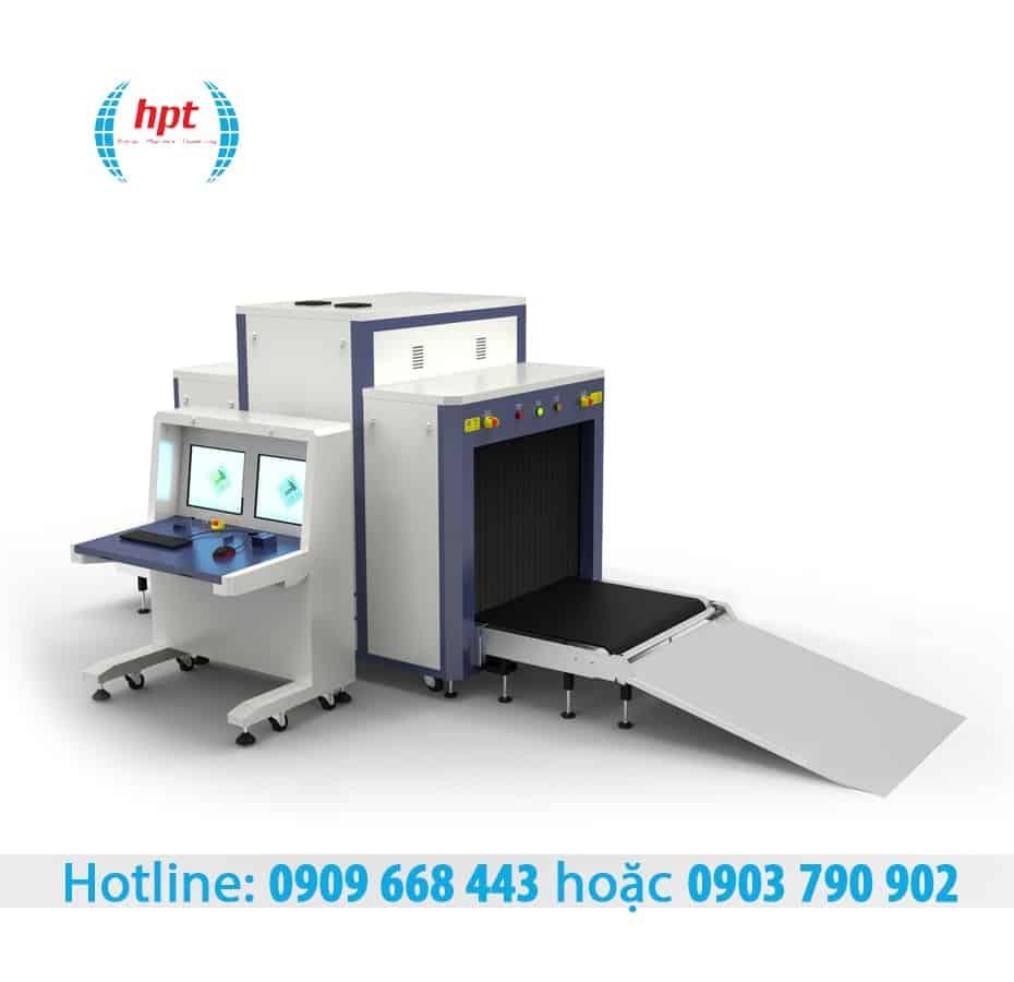 Máy X-Ray Soi Hành Lý ZA10080 Safeway System