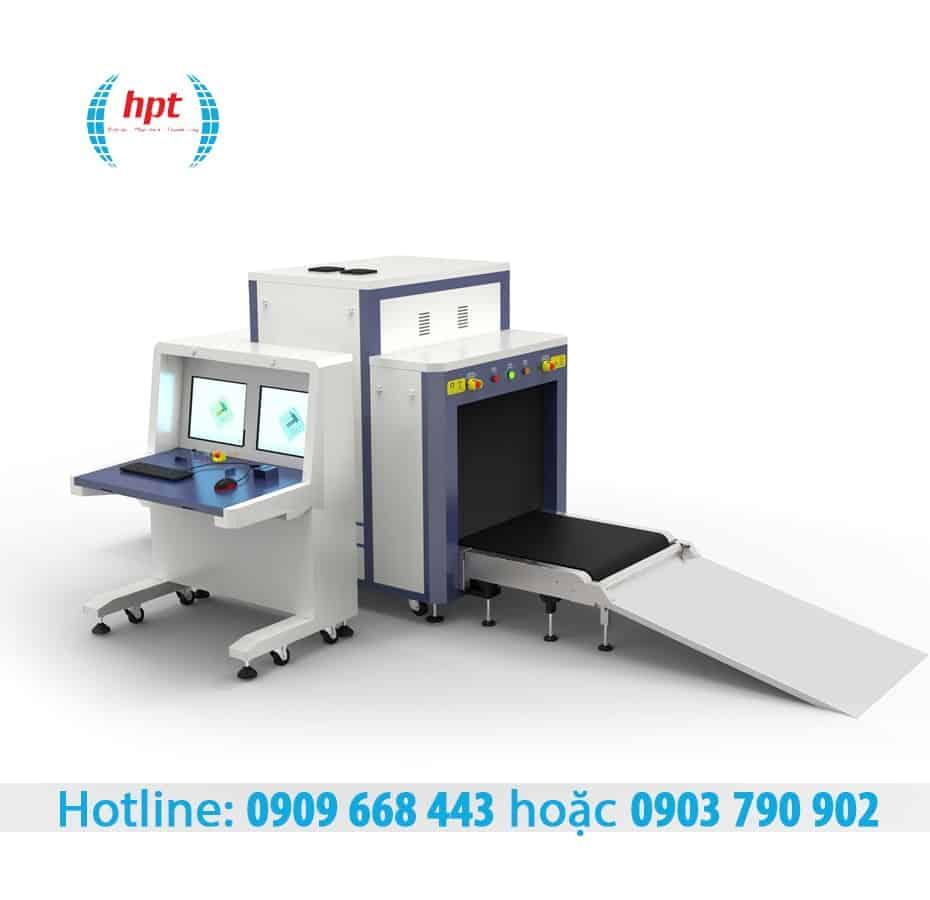 Máy X-Ray Soi Hành Lý ZA8065 Safeway System