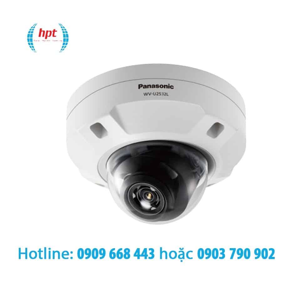 Camera Panasonic WV-U2532L Ngoài Trời