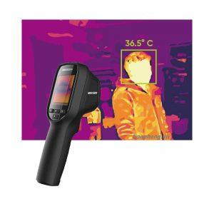 Camera đo thân nhiệt cầm tay Hikvision DS-2TP36B-4AUF