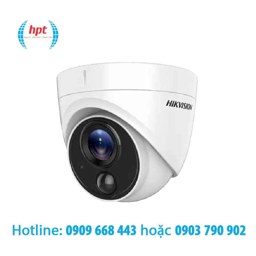 Camera HDTVI 2MP HIKVISION DS-2CE71D8T-PIRL
