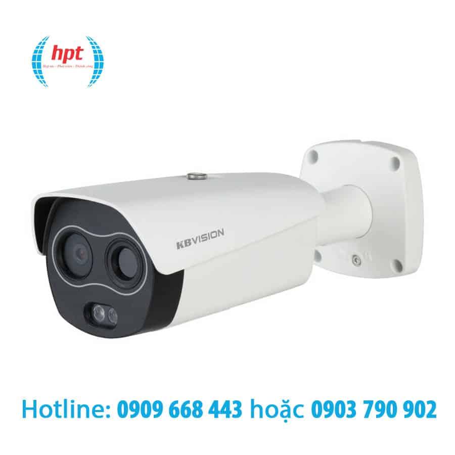 Camera Cảm Biến Thân Nhiệt KBVISION KX-H02TN