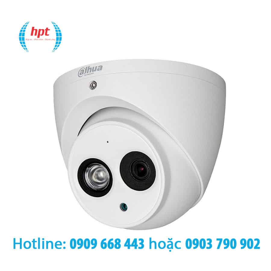 Camera Dome 4MP HDCVI Dahua HAC-HDW1400EMP-S2
