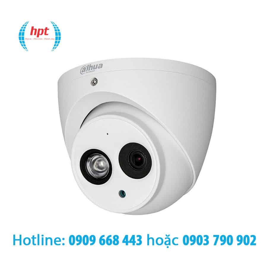 Camera Dome DAHUA HAC-HDW1200EMP-S4 4 in 1 hồng ngoại 2.0 Megapixel
