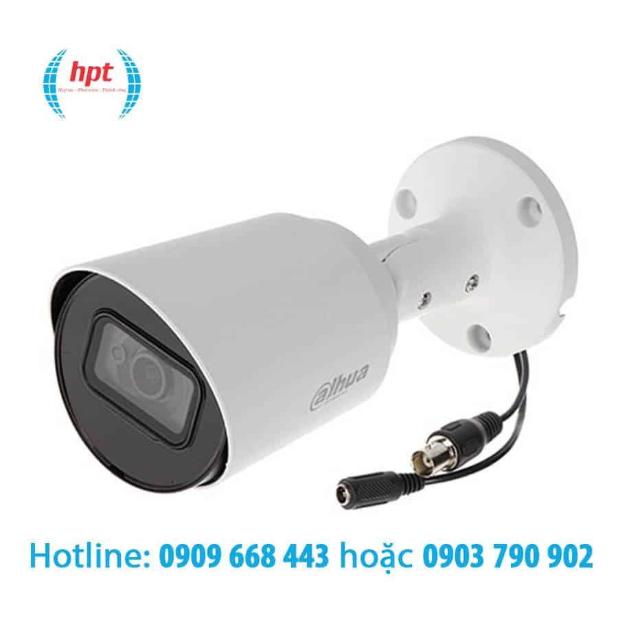 Camera HDCVI 2MP Dahua HAC-HFW1200TP-A-S4 Có Sẵn Mic