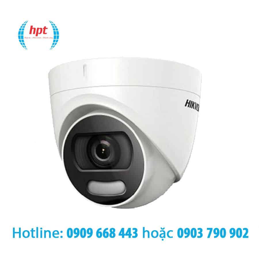 Camera HDTVI 2MP HIKVISION DS-2CE72DFT-F