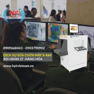 Dịch Vụ Sửa Chữa Máy Soi Hành Lý X-Ray Uy Tín