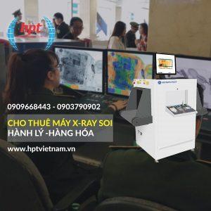 HPT Việt Nam - Dịch Vụ Cho Thuê Máy X-Ray Soi Hành Lý