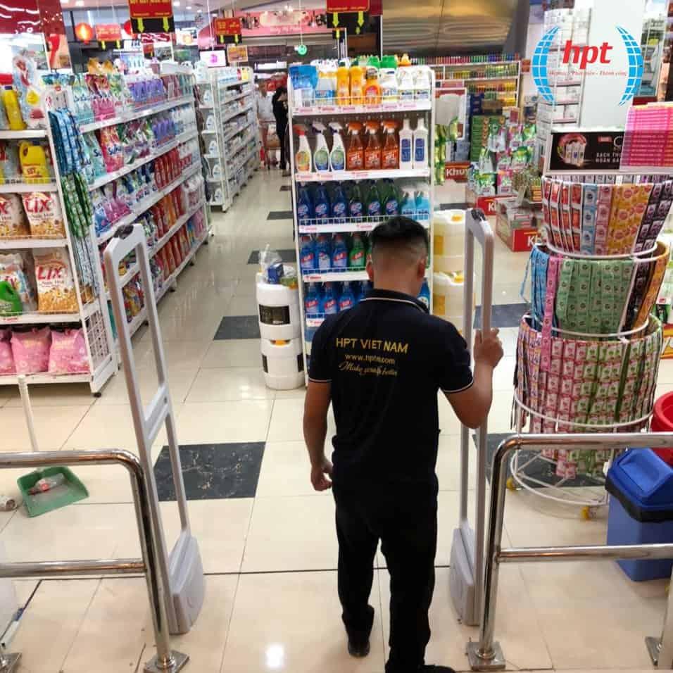 Siêu thị Ánh Quang Plaza tại Sóc Trăng