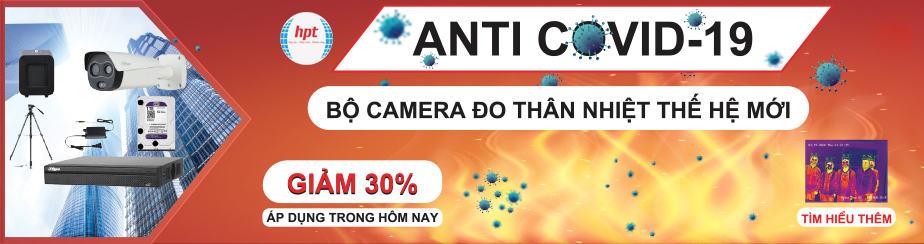 Giảm giá 30% camera nhiệt