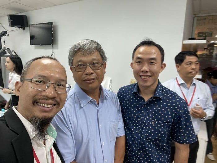 Ông Trần Tuyến Đức – Founder tập đoàn Sao Bắc Đầu