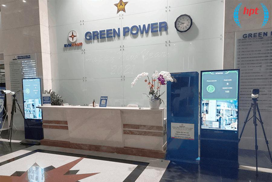 HPT Việt Nam triển khai hệ thống kiểm soát an ninh cho tập đoàn EVN