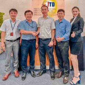 HPT Việt Nam hợp tác với Tập đoàn iTD đẩy mạnh phát triển an ninh công nghệ cao