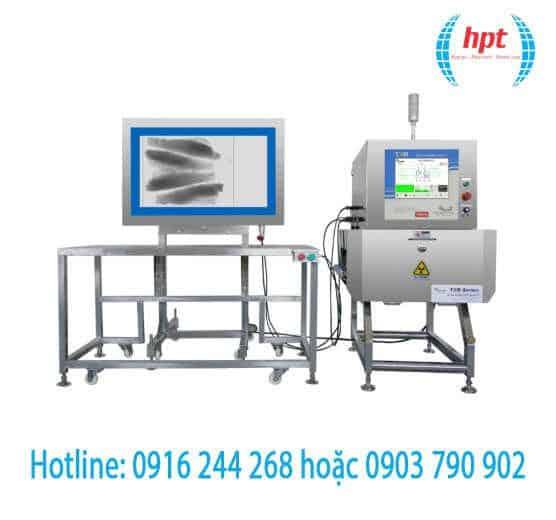 Máy dò tạp chất X-Ray trong ngành Công nghiệp thực phẩm