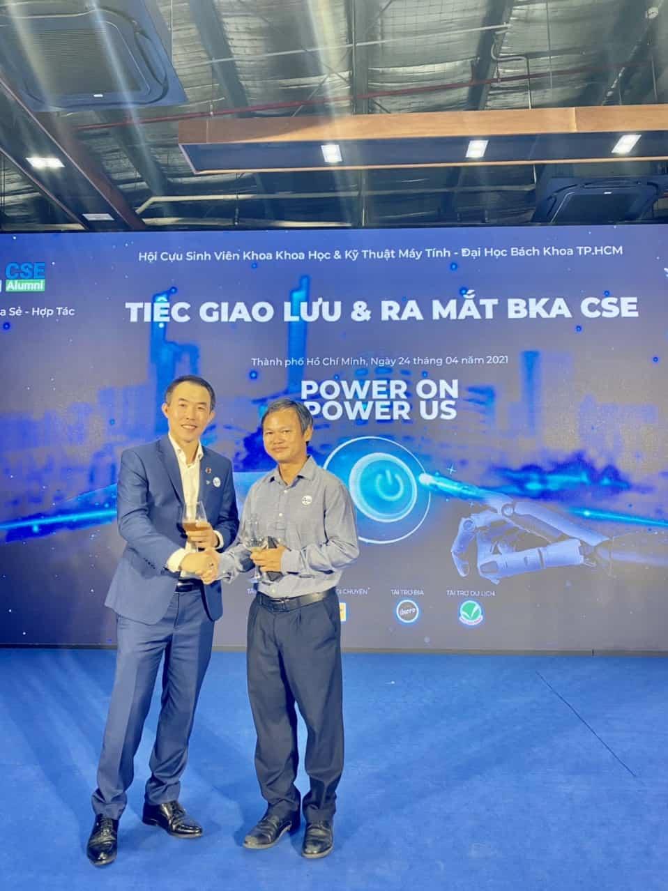 Tiến sỹ Trần Viết Huân - CTO tập đoàn Sơn Kim -  Leader CIO Việt Nam