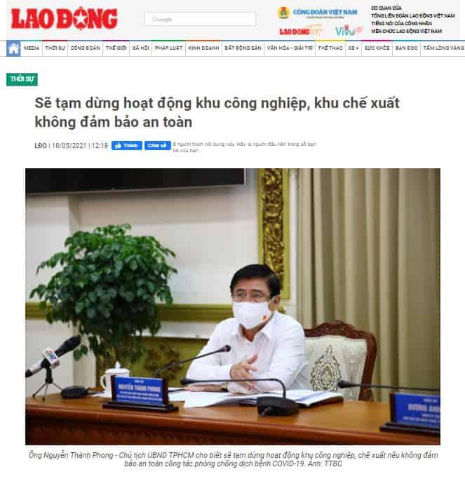 Chính sách và chiết khấu bán hàng HPT Việt Nam