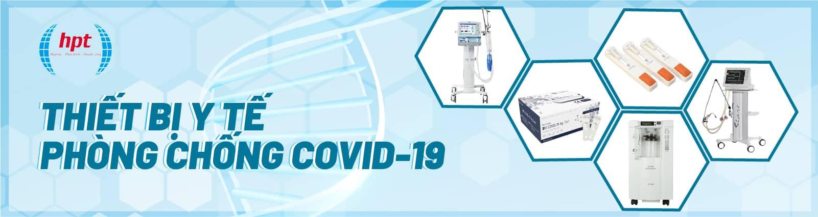 Thiết bị phòng chống COVID-19