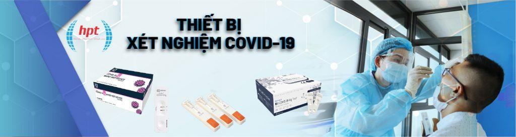 Thiết bị xét nghiệm Covid-19