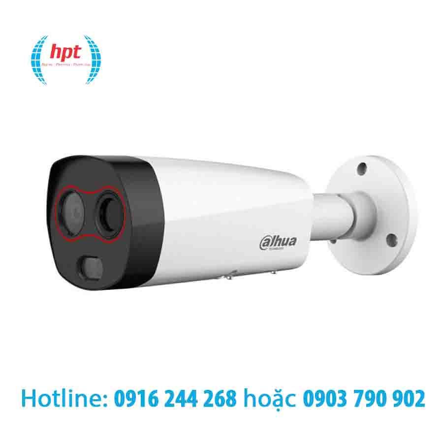 Camera đo thân nhiệt Dahua DH-TPC-BF5552P-TD8F7-HTM