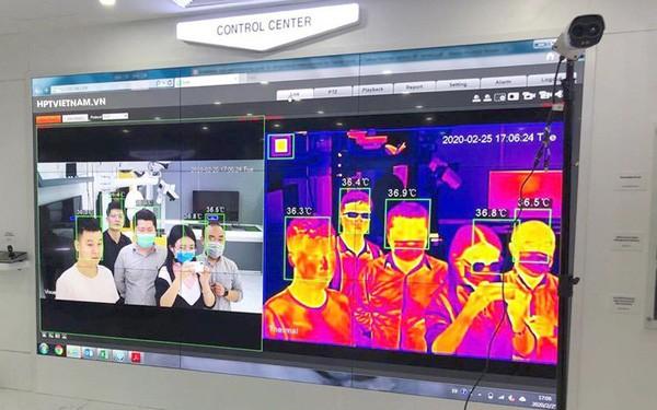 camera đo thân nhiệt HPT Việt Nam