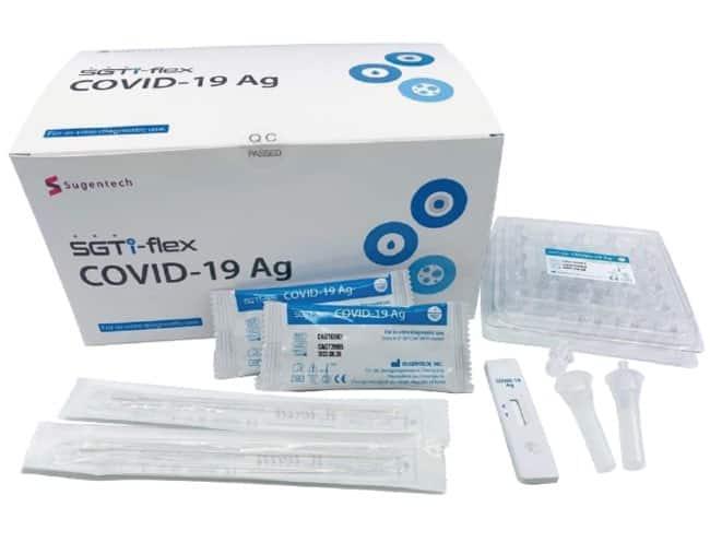 nCoV SGTi-flex Covid-19 Ag