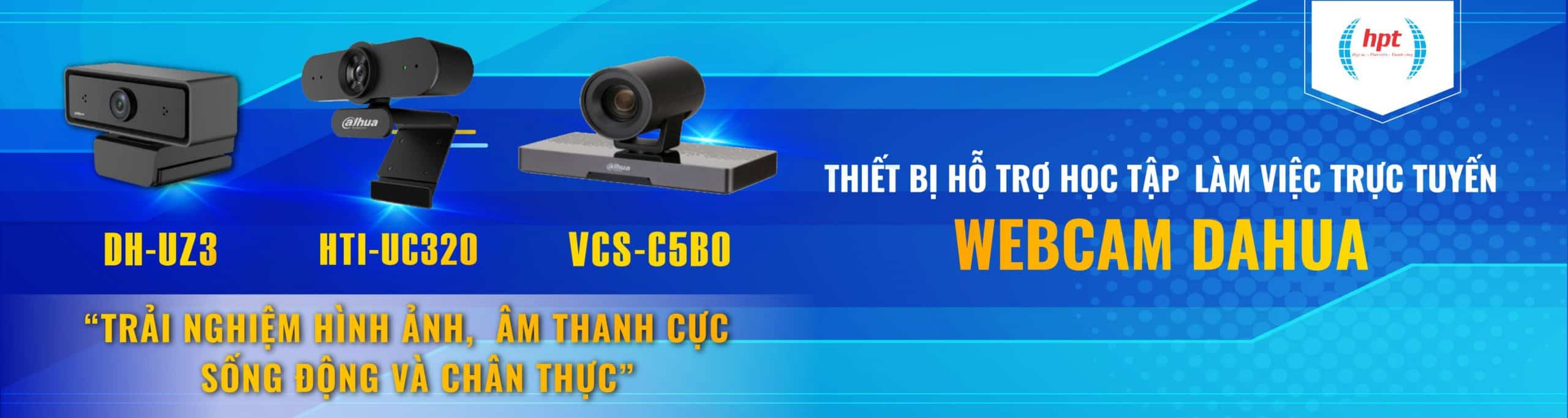 Banner webcam